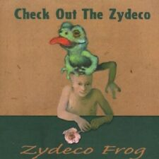 Zydeco Frog - Check out the Zydeco [CD]