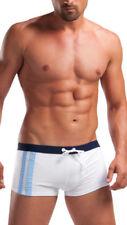 Abbigliamento bianchi in poliammide per il mare e la piscina da uomo taglia M