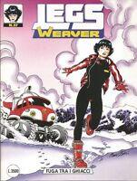 LEGS WEAVER n.37 - fumetto d'autore