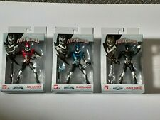 Bandai Mighty Morphin Power Rangers Legacy In Space Psycho Rangers Figures Set