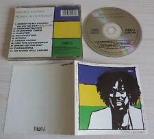 CD ALBUM MONEY IN MY POCKET DENNIS BROWN 11 TITRES 1981