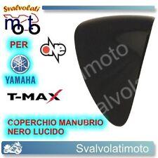 COPERCHIO CENTRALE MANUBRIO NERO LUCIDO YAMAHA TMAX T-MAX 500 2009 77380027B