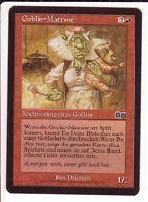 4x Goblin Matron / Goblin-Matrone (Urza's Saga) Tutor