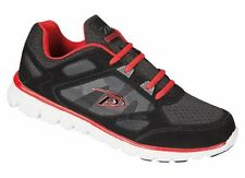 New Mens Pro Player Flame 2 Training Shoe Style 5310 Size 7 Black/Red V8 rt
