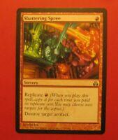 1x Shattering Spree, LP, Guildpact, EDH Commander Staple Artifact Replicate