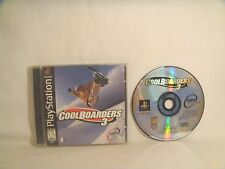 Cool Boarders 3 (Sony PlayStation 1, 1998)  complete