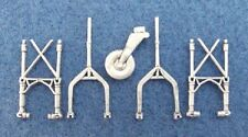 DC-3, C-47 Landing Gear For 1/72nd Scale Italeri / Revell Model  SAC 72023