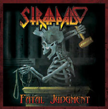 STRAPPADO FATAL JUDGMENT/NOT DEAD YET/PARANORMAL DOUBLE CD..MINT..SLAUGHTER!!
