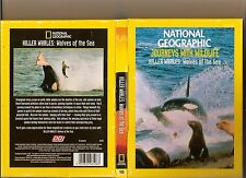 KILLER WHALES WOLVES OF THE SEA DVD NATIONAL GEOGRAPHIC 10
