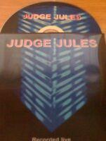 JUDGE JULES - VOL.1 ( TRANCE ) RARE MIX CD - LISTEN