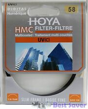 Genuine NEW Hoya 58mm HMC Multicoated UV(C) 58 mm Filter