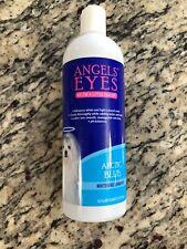 ANGELS EYES TEAR LESS ARCTIC BLUE WHITENING SHAMPOO 16 OZ
