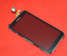 Original Nokia E7 E7-00 Touchscreen Digitizer Display Glas Touch Touch Frontglas