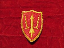 Korean war Army Air Defense Command  patch Cut Edge Fully embroidered  ARADCOM