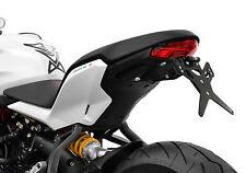 Ducati Supersport 2017-2018 Protech soporte de Matrícula