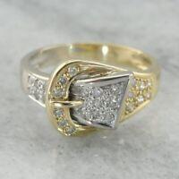 Women 18K Yellow Gold Filled White Topaz Ring Wedding Fashion Gift Jewelry #6-10