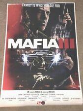 mafia 3 GameStop poster