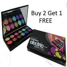 TECHNIC ELECTRIC Bright Neon 12 Eyeshadow Palette Shimmer Shades Pallet