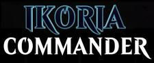 Mtg Commander 2020 Ikoria Rare & Mythic SIngles