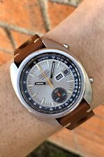 Seiko Chronograph Automatic 6139 - 6060T Men's Wristwatch ORIGINAL