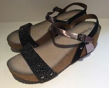 Faux Suede Upper Evening Standard (D) Shoes for Women