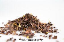 Bio: Kakao-Zimt-Vanille-Tee 100 g. Kakaoschalen Tee Zimtrinde Bourbon Vanille