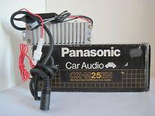 Amplificatore Panasonic Car Audio CX-M25EN per auto - Nuovo