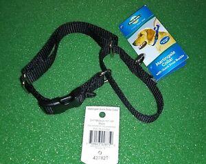 "PetSafe Martingale adjustable MEDIUM collar. Fits 10"" to 16""."
