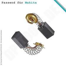 Spazzole di carbone per Makita smerigliatrice calcestruzzo PC 5001 c 7x11mm