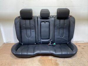 RANGE ROVER EVOQUE L538 2015 REAR SEATS LEATHER
