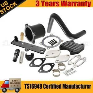 For 2013-19 Dodge Ram 6.7L Cummins Diesel EGR Cooler & Throttle Valve Delete Kit