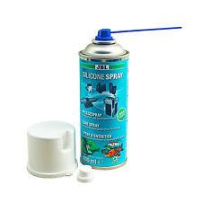 JBL Silicone Spray 400 ml Pflegespray für Aquarien- und Teichtechnik Silikon