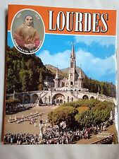 Lourdes The City Of Mary In Colour. Published by Andre Doucet