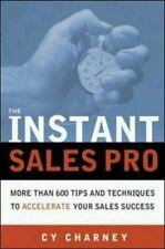 The Instant Sales Pro: More than 600 Tips and Techniques to Accelerate-ExLibrary