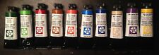 BRAND NEW LOT OF 10 DANIEL SMITH FINE WATERCOLOR 15ML PAINT TUBES