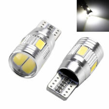 2x T10 501 194 W5W 5630 LED 6SMD Car HID Canbus Error Free Wedge Light Bu