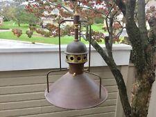 Vintage/Antique Industrial Barn lamp