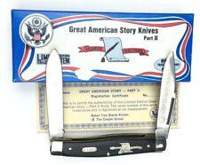 Boker Moose Knife American Proclamation Great Story II Monroe Doctrine MP-535
