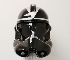 Star Wars Prop Shadow Stealth Trooper costume Collectible clone helmet