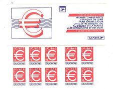 carnet de timbres EURO neufs YVERT  n° bc 3215 a