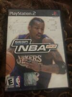 NBA 2K2 for PS2, Sony PlayStation 2, 2002