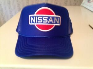 Nissan Blue hat