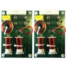 2 x Replacement 2-Way Speaker Passive Crossover / Xover 12dB 4 & 8 Ohm 200W 2kHz