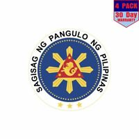 Seal of Vigan Philippines Sticker Decal R809