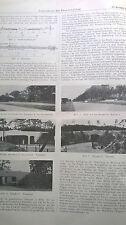 1915  91 Berlin Potsdam Übungsstraße für Kraftwagen