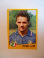 Figurina Stickers Calciatori ALBUM AZZURRI CON IP ROBERTO BAGGIO 1994  [AF]