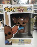 ⭐️Disney Winnie the Pooh- Roo #255 Funko Pop Vinyl + Pop Protector⭐