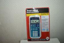 Calculator Texas Instruments Ti College Plus Solar Calculator New Seal
