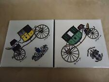 Trivet Decorative hot plate Chariot with Wythe arms Williamsburg Virginia