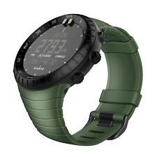 Fintie Suunto Core Replacement Watch Band, Rubber Accessory Strap Wrist Sport Ba